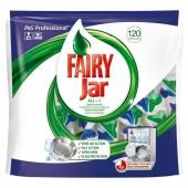 Jar FAIRY Profesional tablety do myčky 120ks