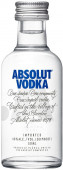 Absolut vodka 0,05l