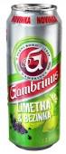 Gambrinus Limetka & Bezinka 0,5l - plech