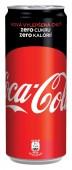 Coca cola ZERO 0,33l - plech