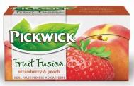 Pickwick Broskev s jahodami 20x2g