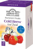 Ahmad Tea Cold Brew Fruit Infusion 20x2g