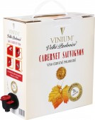 Cabernet Sauvignon 3l box - Vinium Velké Pavlovice