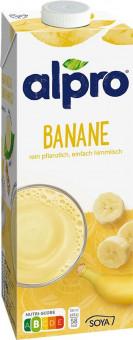 Alpro sojový nápoj banán 1l