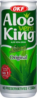 Aloe Vera drink OKF 0,24l - plech
