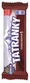 Tatranky Opavia čokoládové 47g