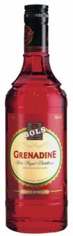 Bols Grenadine - sirup z granátových jablek 0,75l
