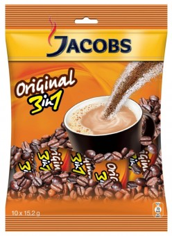 Jacobs 3v1 10x15,2g