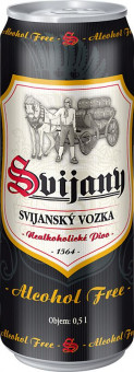 Svijanský vozka 0,5l - plech