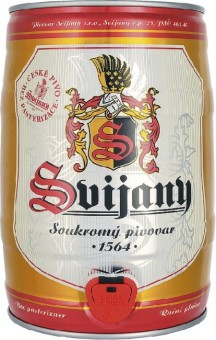 Svijanský Kníže 13% 5l - soudek
