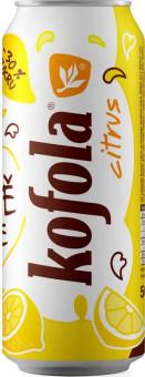Kofola citrus 0,5l - plech