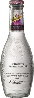 Schweppes Premium Tonic & Pink pepper 0,2l sklo