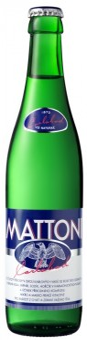 Mattoni perlivá 0,33l sklo - vratná láhev