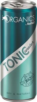 Red Bull Organics Tonic water 0,25l plech