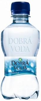 Dobrá voda neperlivá 0,25l - PET