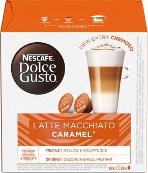NESCAFÉ Dolce Gusto Latte Macchiato karamel 145g