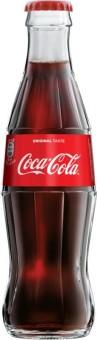 Coca cola 0,2l - sklo - vratná lahev