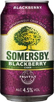 Somersby blackberry 0,33l plech