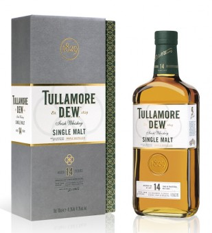 Tullamore DEW 14YO Single Malt 0,7l