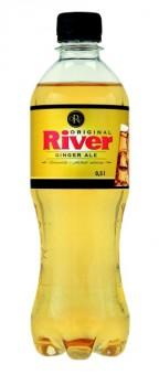 Original River Ginger Ale 0,5l - PET