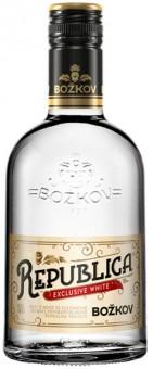 Republica Exclusive White Božkov 0,7l