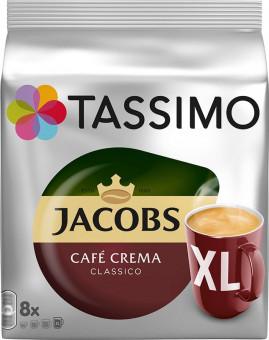 Jacobs Tassimo Café Crema XL 132,8g