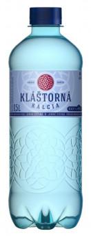 Kláštorná Kalcia jemně sycená 0,5l - PET