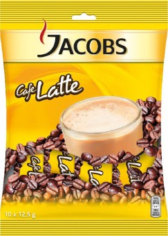 Jacobs Cafe Latte 10x12,5g