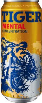 Tiger mental energy 0,5l plech