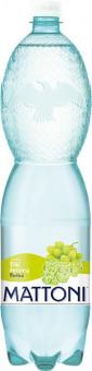 Mattoni bílé hrozny 1,5l - PET