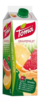 Toma grapefruit s dužinou 1l