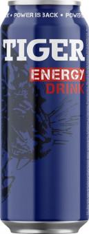 Tiger energy 0,5l plech