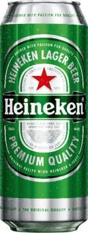 Heineken 0,5l - plech