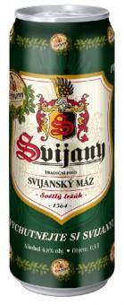 Svijanský Máz 11% 0,5l plech
