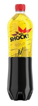 Big Shock Gold perlivý 1l - PET