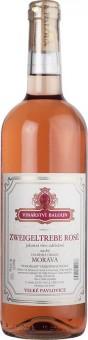 Zweigeltrebe rosé 0,75l - Baloun