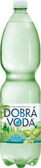 Dobrá voda neperlivá Meduňka 1,5l - PET