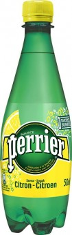 Perrier citron 0,5l - PET