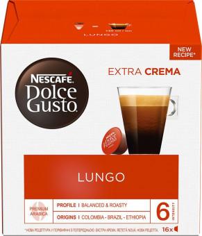 NESCAFÉ Dolce Gusto Caffe Lungo 104g