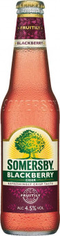 Somersby blackberry 0,33l sklo