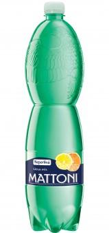 Mattoni neperlivá citrus mix 1,5l - PET