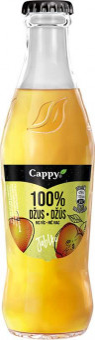 Cappy jablko 100% 0,25l - sklo