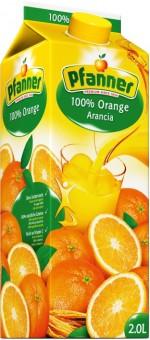 Pfanner pomeranč 100% 2l