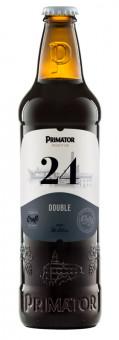 Primátor 24 Double 0,5l - vratná lahev