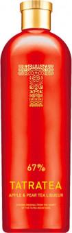 Tatratea 67% 0,7l - Apple & Pear Tea liqueur
