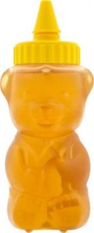 Med květový 250g medvídek