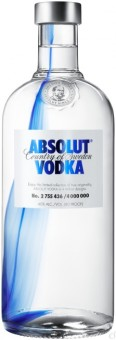 Absolut vodka Originality 1l