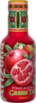 AriZona Green tea Pomegranate 0,45l - PET