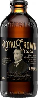Royal Crown Cola Classic 0,25l sklo - vratná lahev