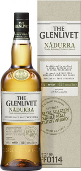 The Glenlivet Nadurra First Selection 0,7l
